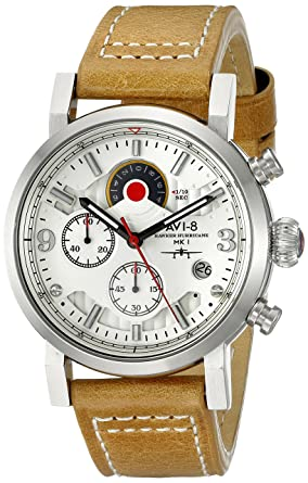 AVI-8 Hawker Hurricane AV-4041-01 reloj cuarzo para hombre