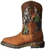 Dan Post Men's Hunter Work Boot, Saddle
