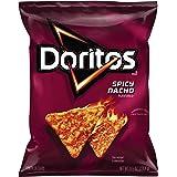 Doritos Spicy Nacho Flavored Tortilla Chips, 9.75 Ounce