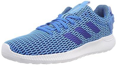 the latest 12123 42b03 adidas Herren Cf Lite Racer Cc Gymnastikschuhe Blau (Bright BlueCollegiate  Royalcore