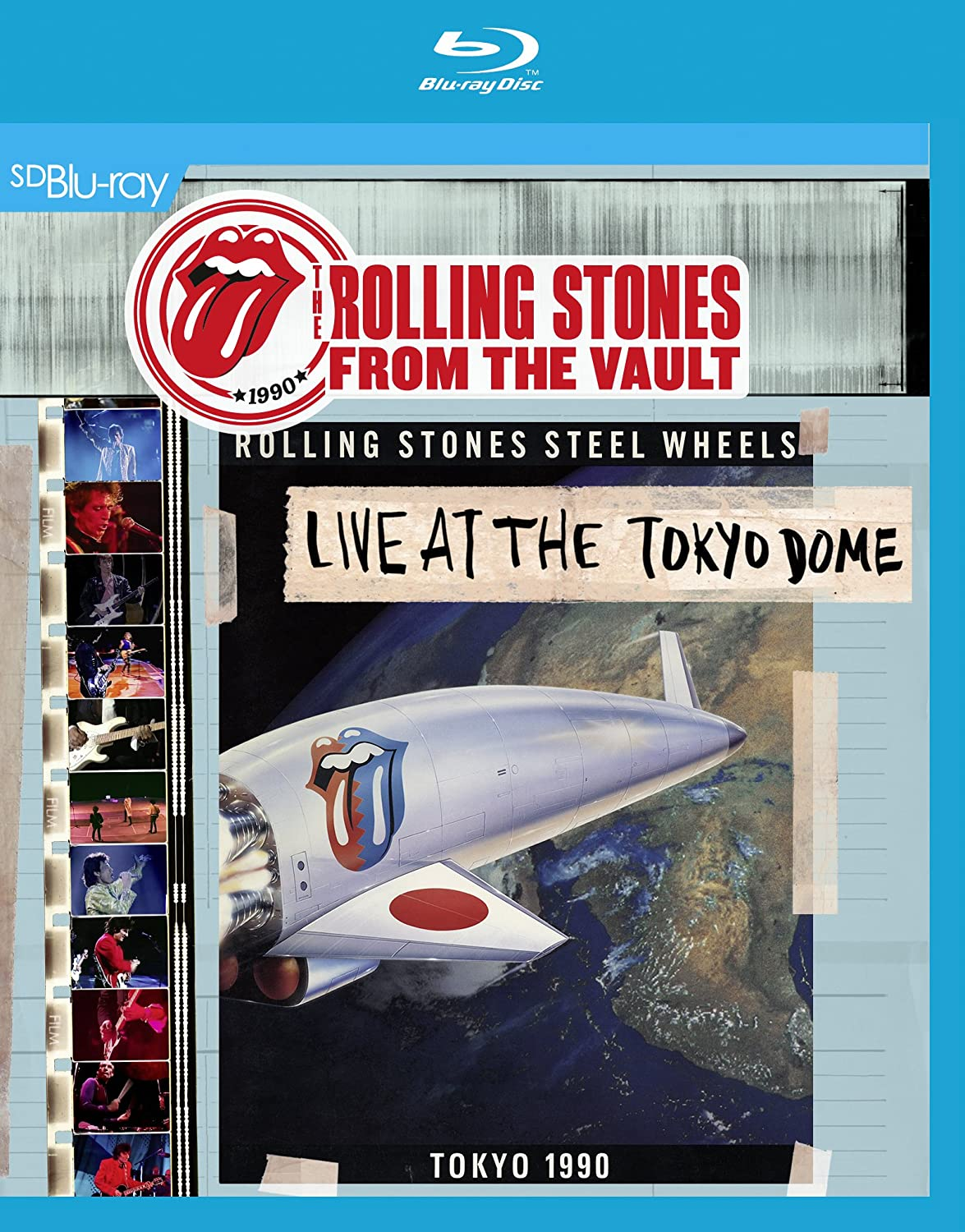 The RollinThe Rolling Stones: From the Vault – Live at the Tokyo Dome 1990 (2015)​ HD [1080p] Latino [GoogleDrive] SilvestreHD
