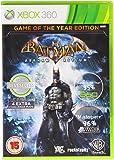 Batman Arkham Asylum - Game Of The Year Edition - Classic (XBOX 360)