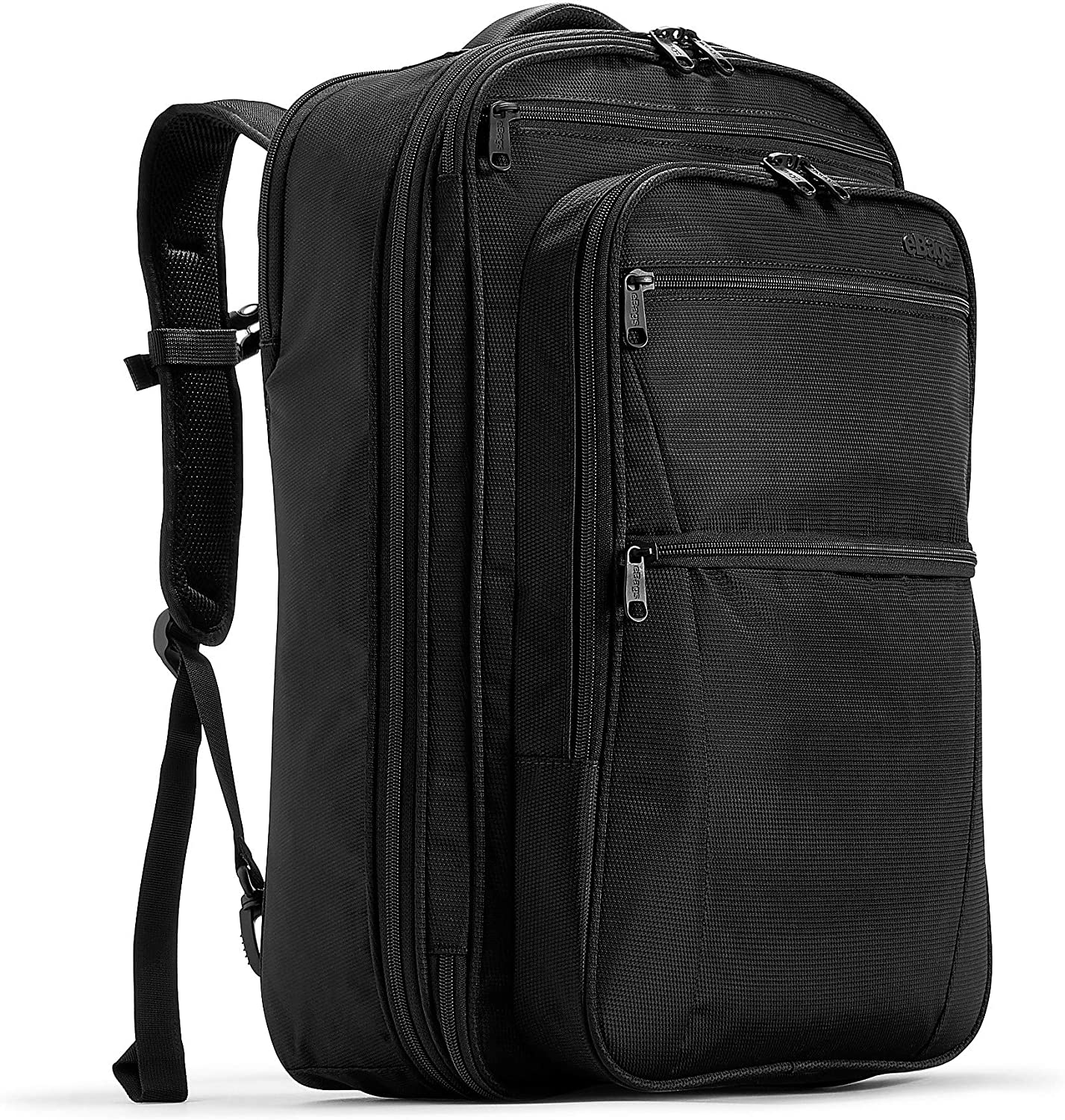 eBags EXO Travel Backpack (Black)