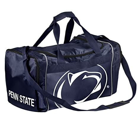 cbdcec772e01 Image Unavailable. Image not available for. Color  Forever Collectibles  NCAA Penn State Nittany Lions Core Duffle Bag