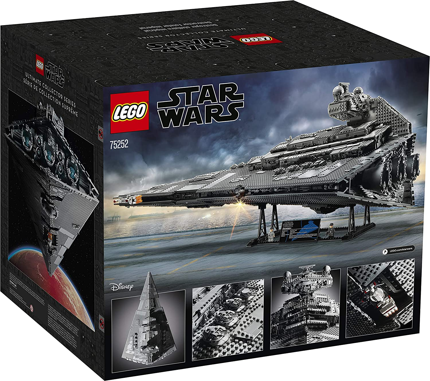 LEGO UCS - Imperial Star Destroyer - 75252