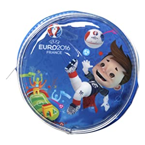 UEFA Super Victor Porte-Monnaie, 11 cm, Bleu