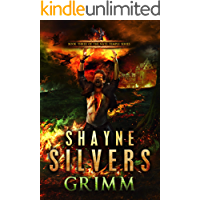 Grimm: Nate Temple Series Book 3 book cover