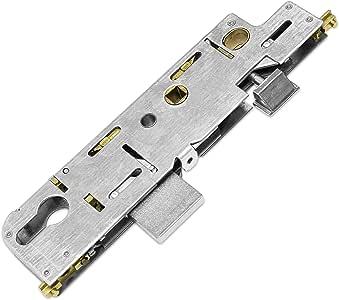 GU Cerradura para Puerta Tipo Antiguo Carcasa Central/Engranaje/Mecanismo 35/92, vástago único Estilo Antiguo: Amazon.es: Hogar
