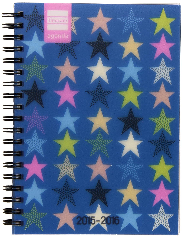 Finocam 530410716 - Agenda escolar mini stars 8º semana ...