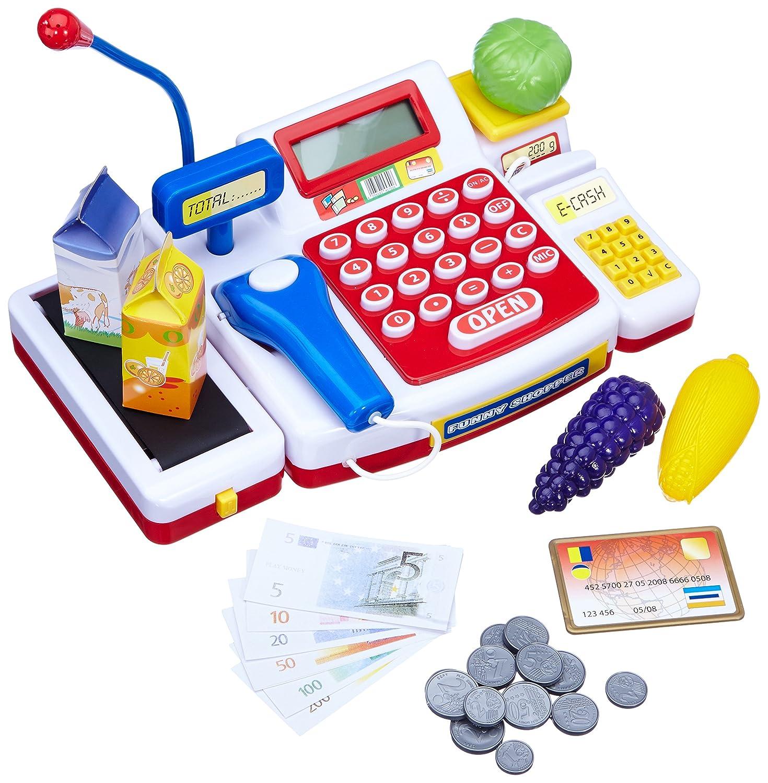 Simba 4525700 Cassa del supermercato con scanner Simba Toys Italia S.p.A. 104525700