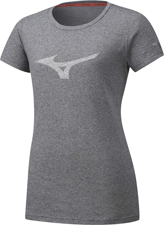 Mizuno Heritage RB tee Camiseta Mujer