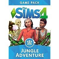 Die SIMS 4 - Dschungel Abenteuer Game Pack DLC | PC Download - Origin Code