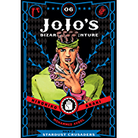 JoJo's Bizarre Adventure: Part 3--Stardust Crusaders, Vol. 6 (JoJo's Bizarre Adventure: Part 3--Stardust Crusaders)