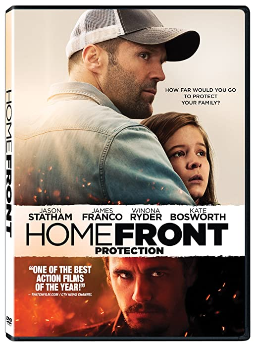 Top 8 Home Front Dvd