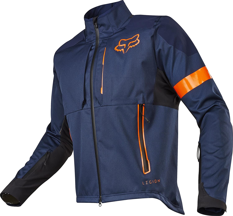 Fox Racing Legion Offroad Jacket-Navy-M