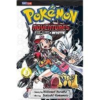 Pokemon Adventures: Black and White, Vol. 3