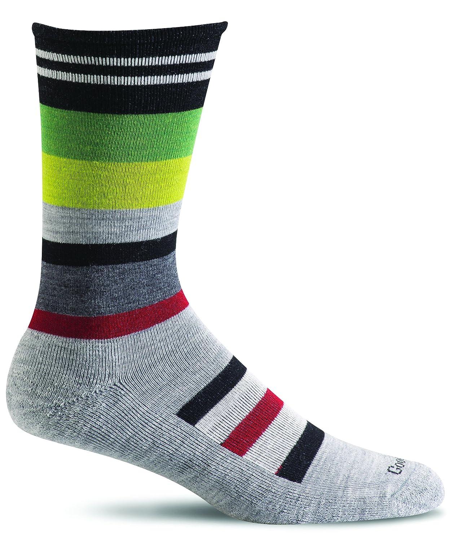 Sockwell Mens Stand Up Stripe Crew Socks Goodhew