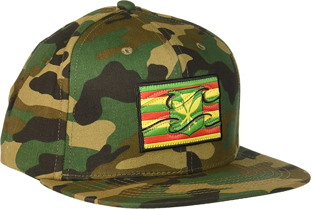 Amazon.com  Billabong Men s Native Camo Snapback Hat e6c0959f276