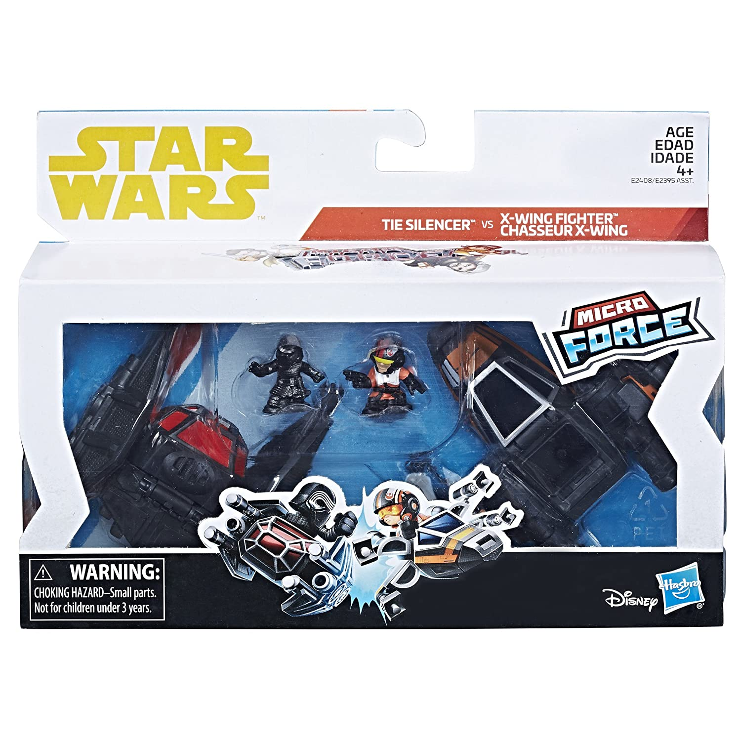 Star Wars Sw S2 DLX Vehicle Two Pack Hasbro E2408