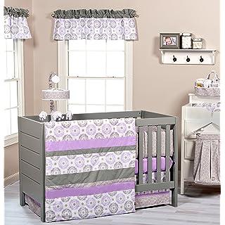 Trend Lab 3 Piece Florence Crib Bedding Set