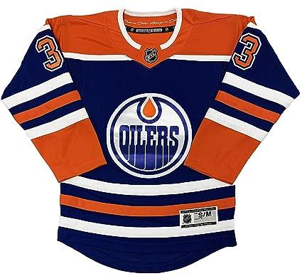 online retailer bee24 c1175 Amazon.com: Cam Talbot Edmonton Oilers Blue Youth Alternate ...