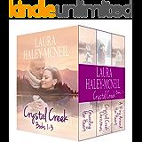 Crystal Creek Boxed Set 1 - 3 (Crystal Creek Series)