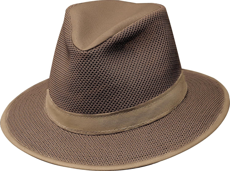 a3e3ebf1eb9 Henschel Safari Packable Breezer Hat  Amazon.co.uk  Sports   Outdoors