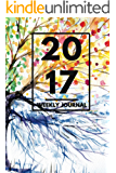 """2017 Planner: Weekly Monthly Planner Calendar Appointment Book For 2017 6"""" x 9"""" Four Seasons Graphic Tree Edition For Men And Women (2017 Weekly Monthly Planner Series) (English Edition)"""
