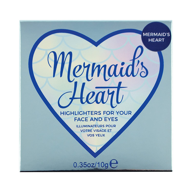 Maquillaje iluminador Mermaids Heart de Makeup Revolution 5057566011952