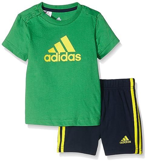 adidas I Su Easy B - Chándal para niños de 1-2 años, Color Verde ...