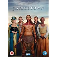 Jamestown Season 2 [DVD] [2018]