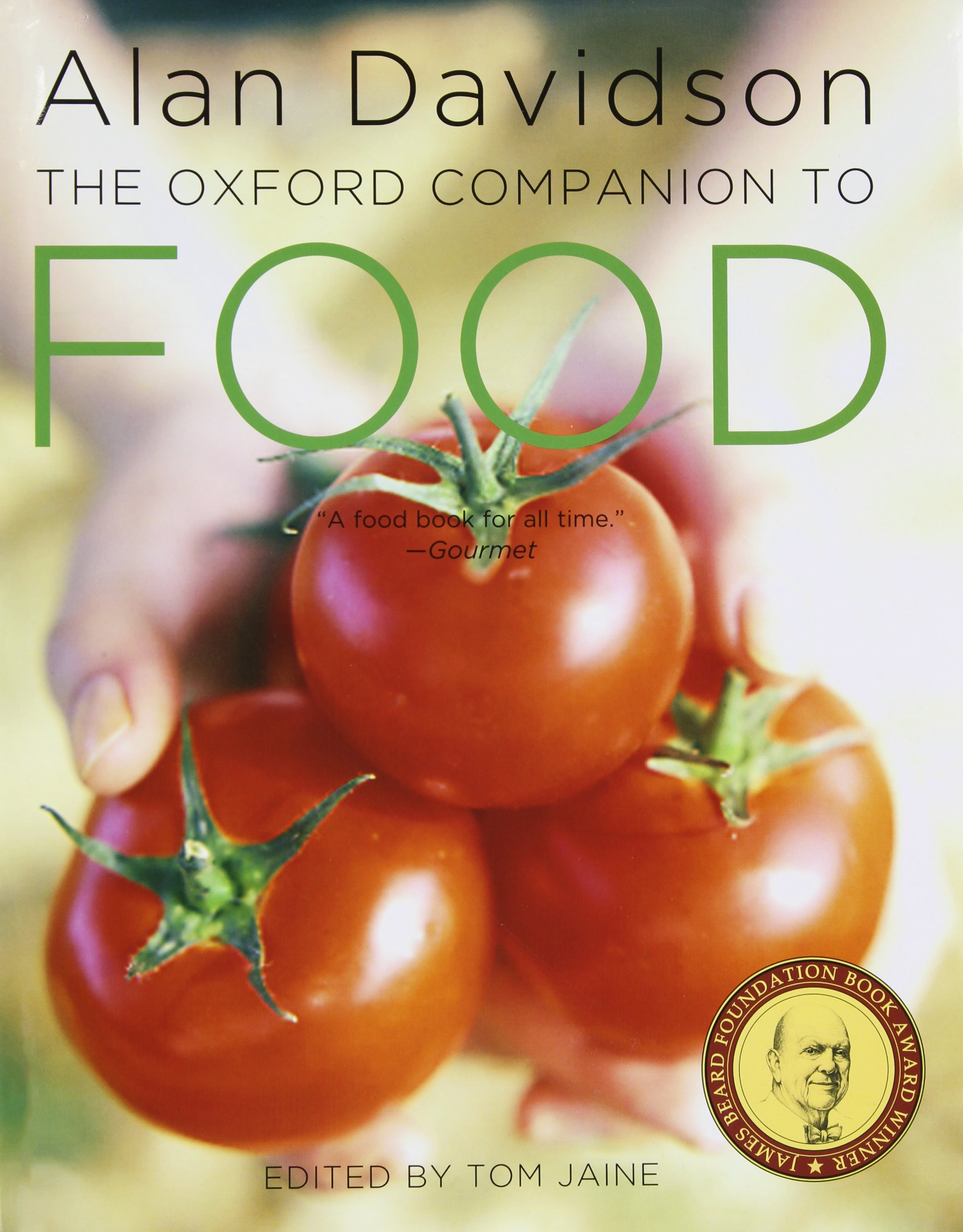 The Oxford Companion to Food and The Oxford Companion to Wine Set by Oxford University Press
