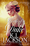 Worth of a Duke: A Lords of Fate Novel (English Edition)