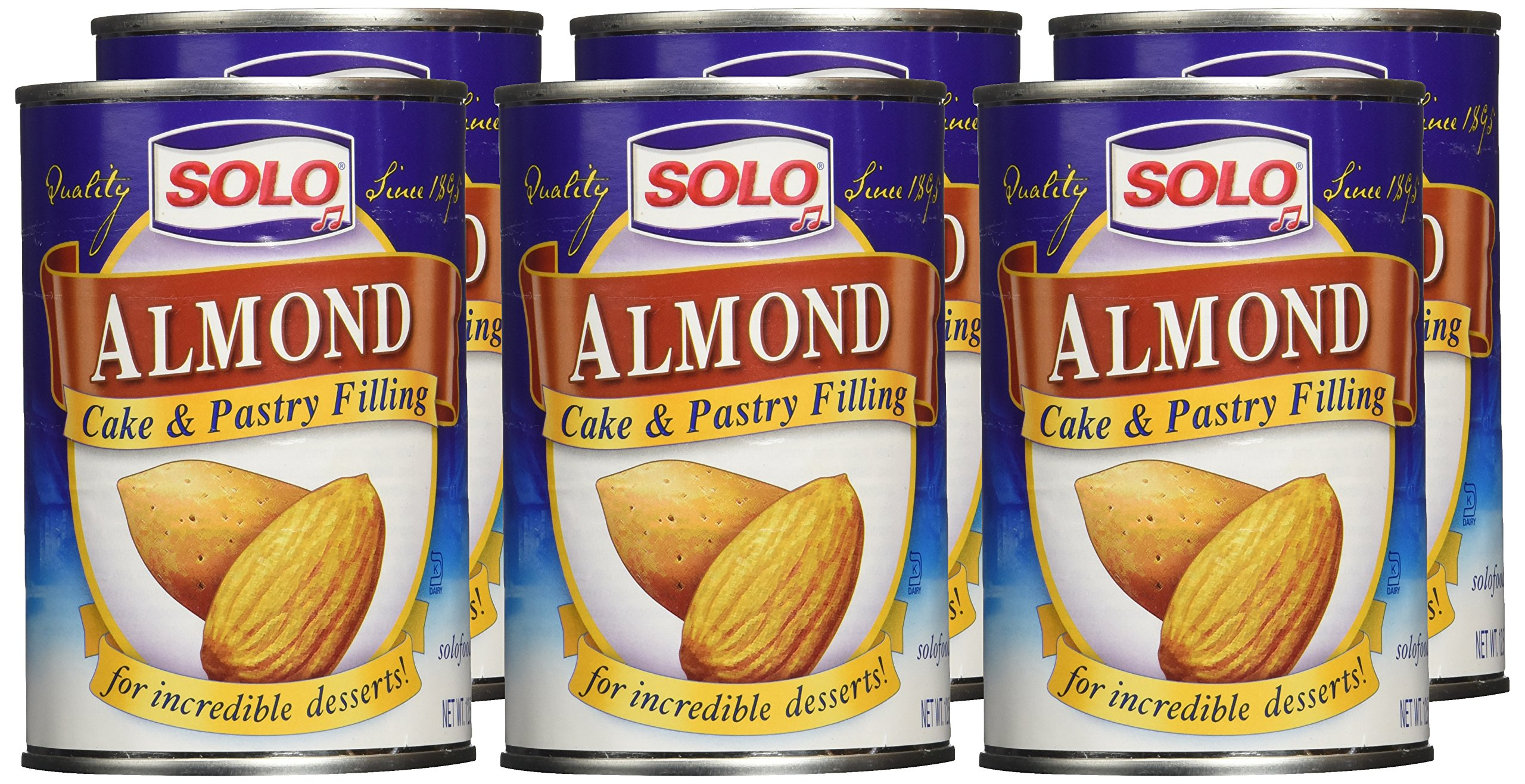 Solo Filling Almond by SOLO (Image #2)