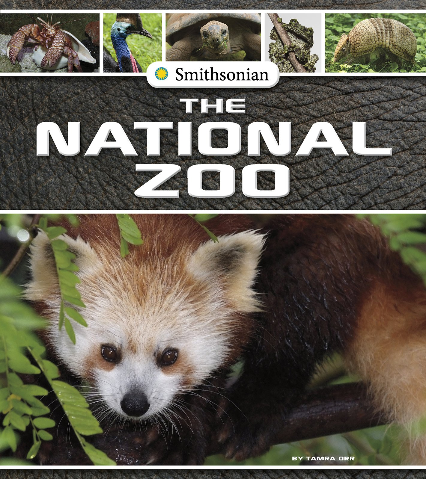 The National Zoo and Conservation Biology Institute (Smithsonian title with animals around the title