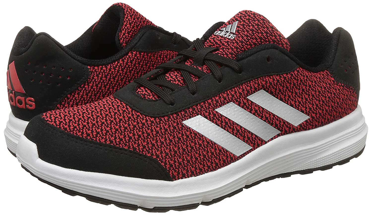 Cblack/Silvmt/Scarle Running Shoes