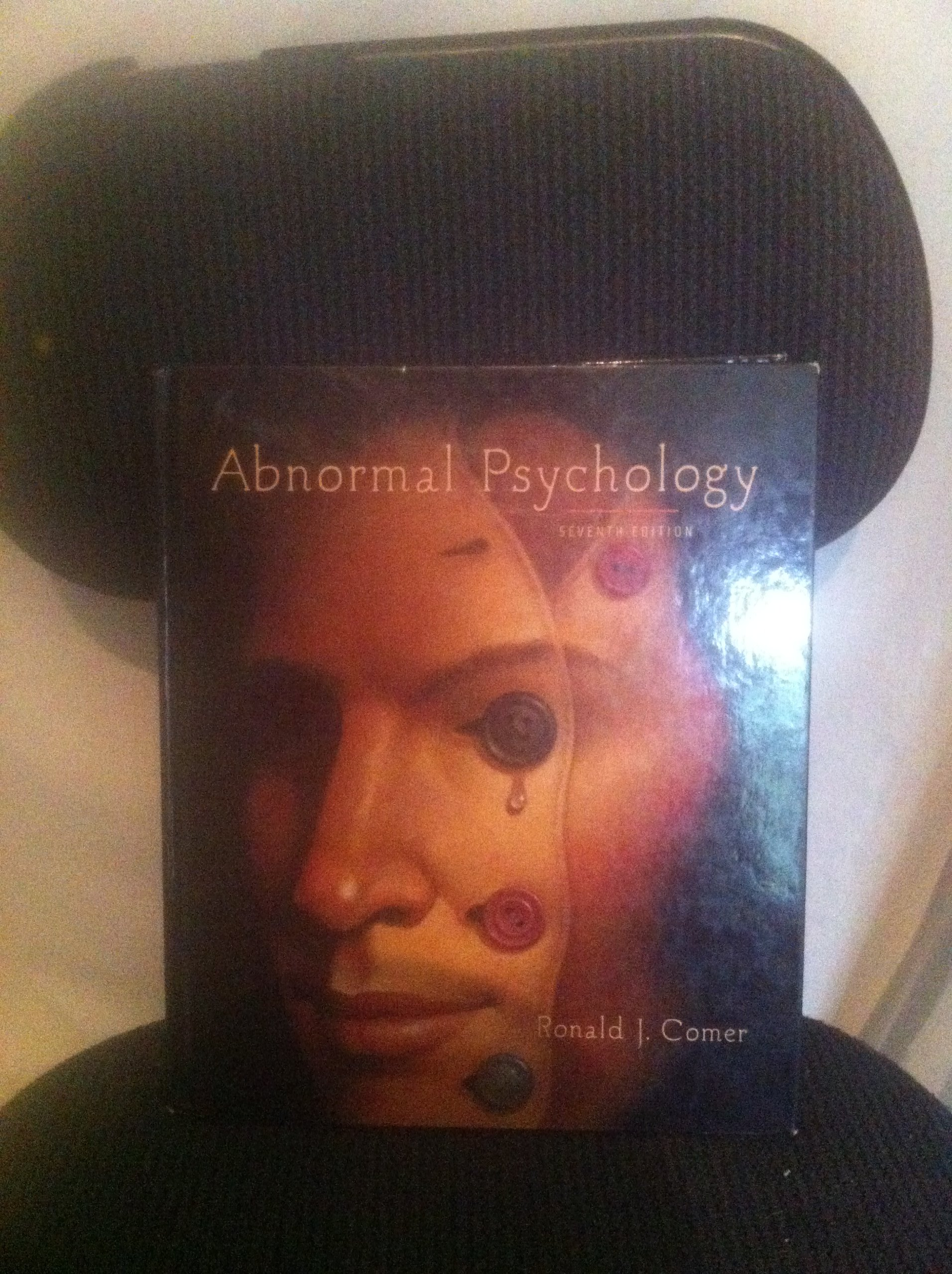 Abnormal Psychology pdf