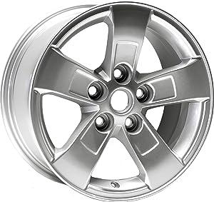 "Dorman 939-611 Aluminum Wheel (16x7.5""/5x120mm)"