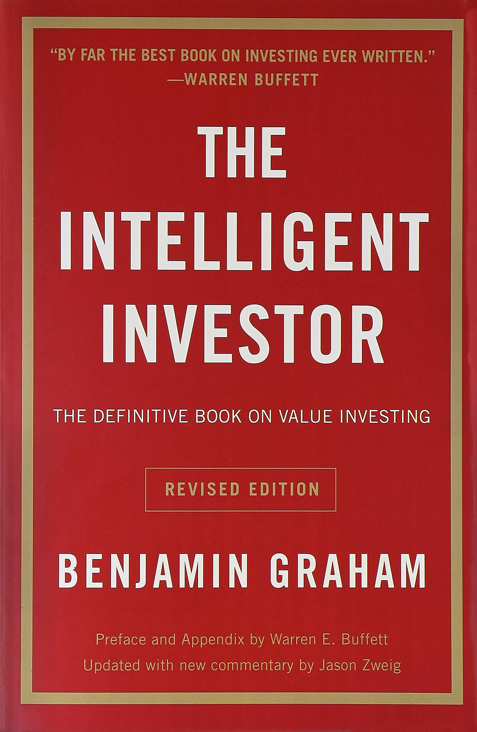 The Intelligent Investor - Best Books