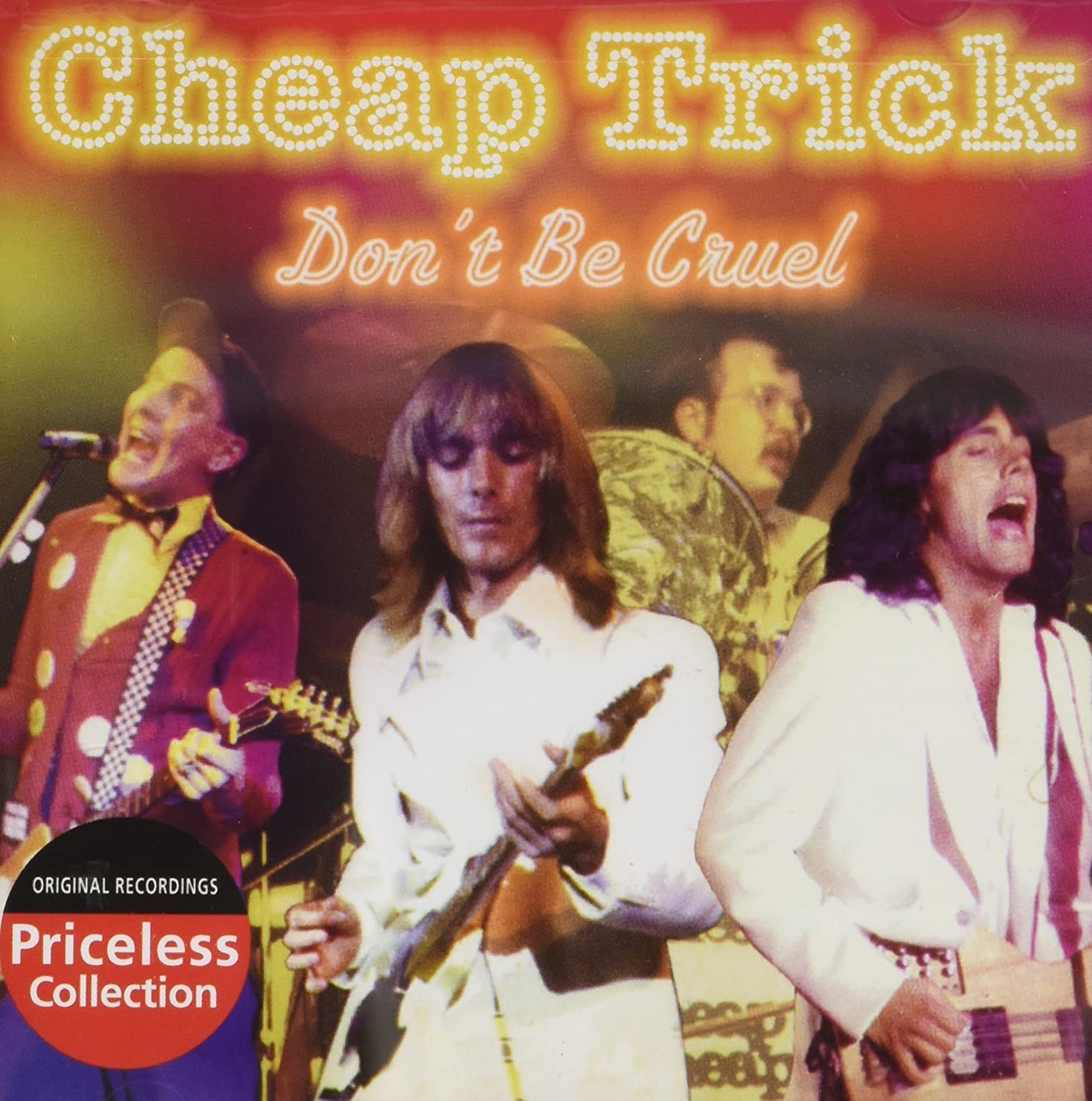 Cheap Trick Don T Be Cruel Music