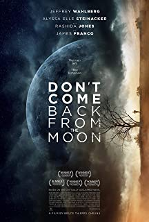 Book Cover: Don't Come Back From The Moon