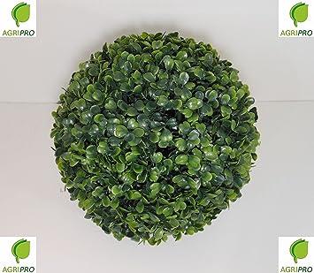 Kugel Buchsbaum-Kugel Ø 28 cm künstliche Pflanze für Innen ...