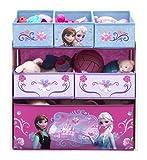 Amazon Price History for:Delta Children Multi-Bin Toy Organizer, Disney Frozen