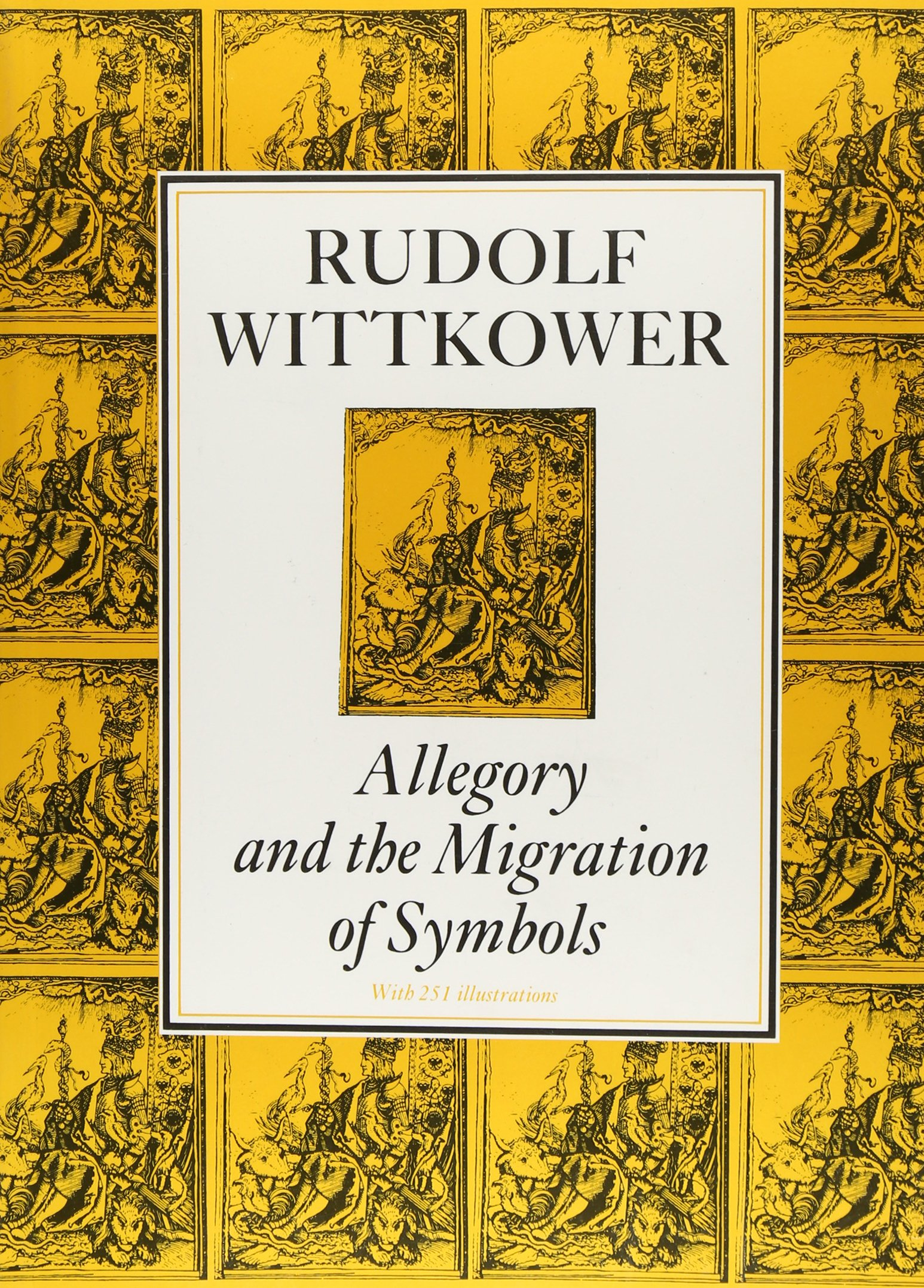 allegory and the migration of symbols collected essays of rudolf allegory and the migration of symbols collected essays of rudolf wittkower rudolf wittkower 9780500274705 com books