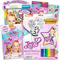 JoJo Siwa Coloring Book Super Set ~ 2 Pack JoJo Siwa Coloring and Activity Books with Stickers and Bonus Unicorn…