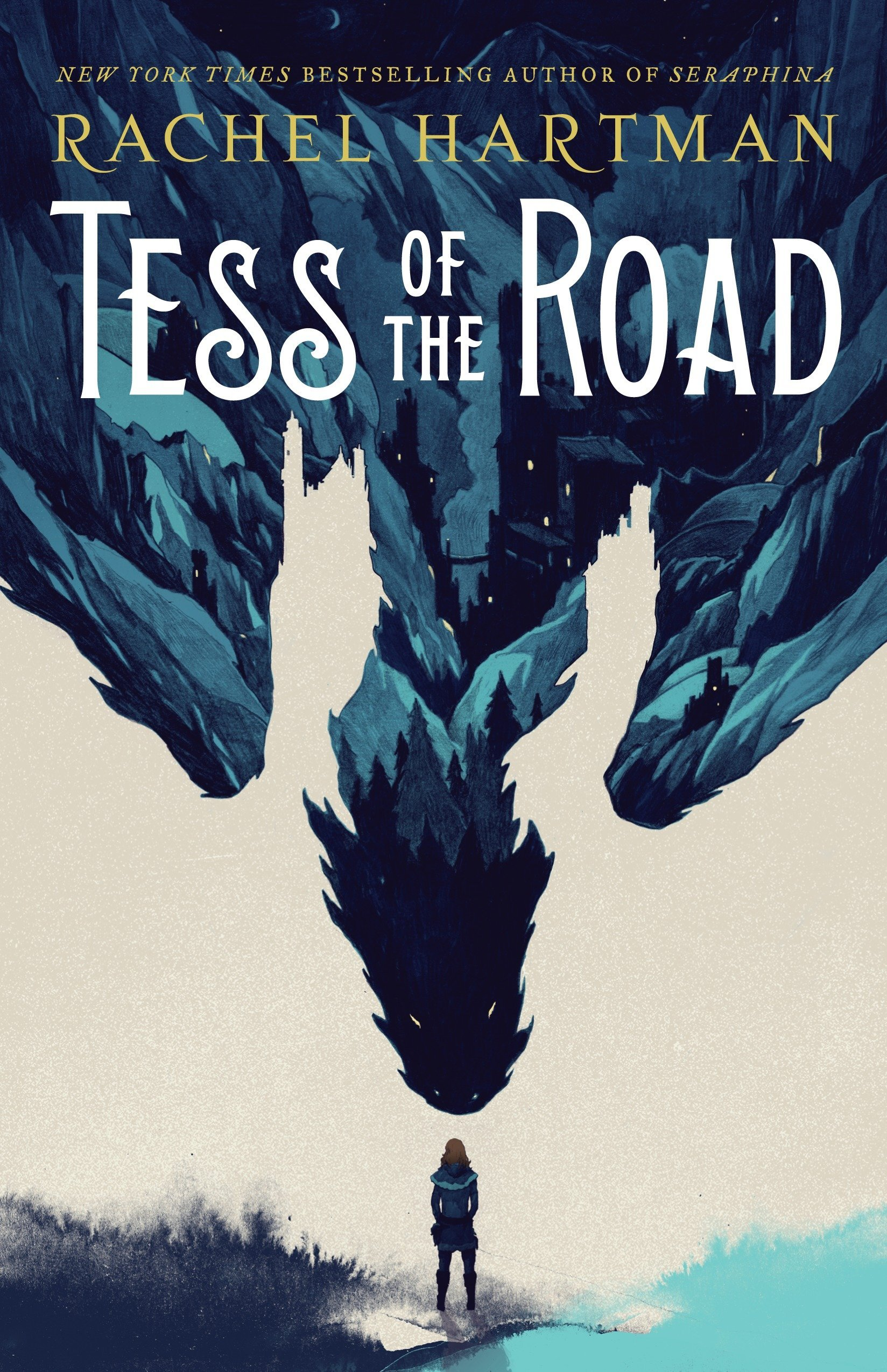 Image result for tess of the road by rachel hartman