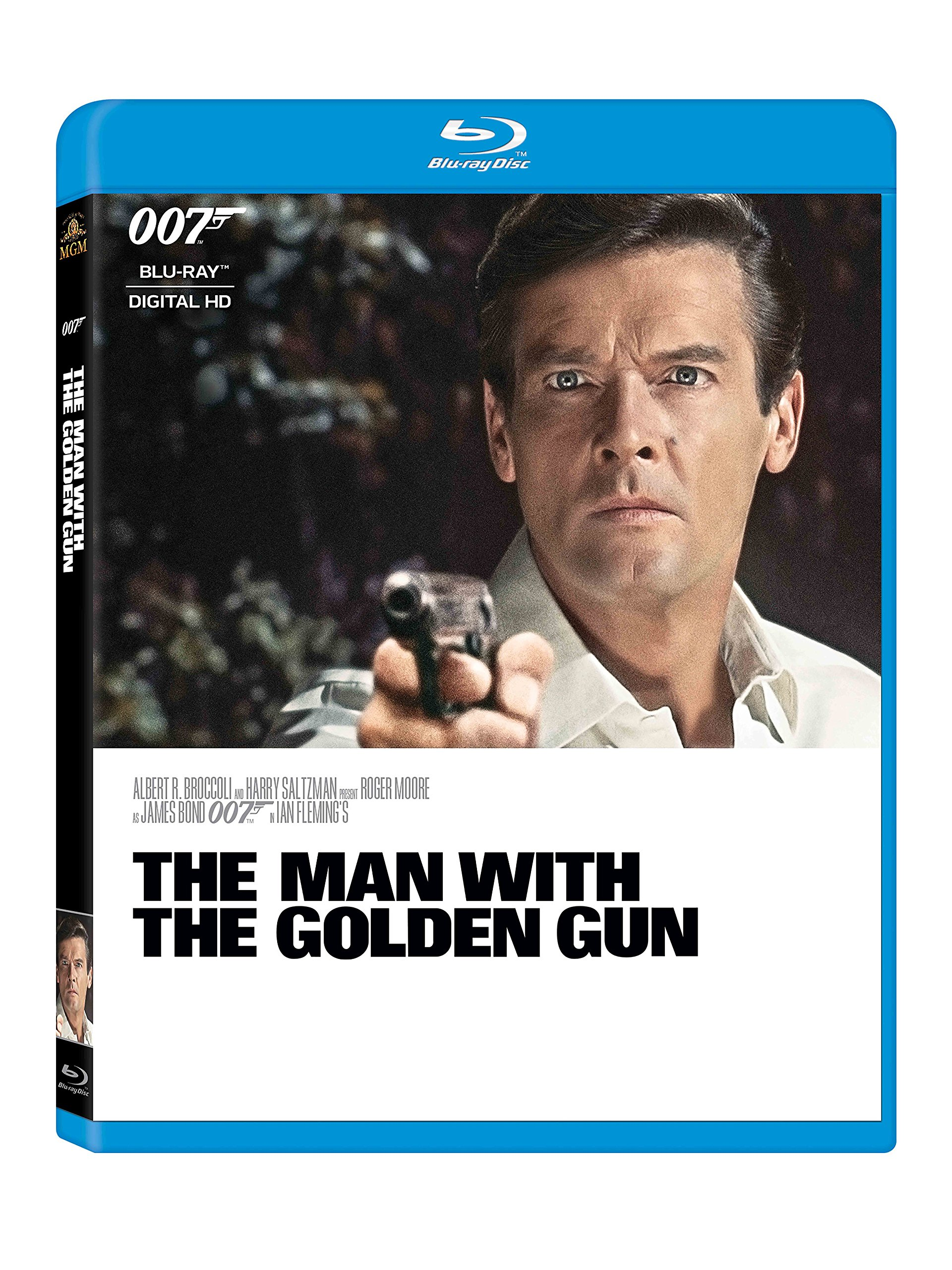 Man With the Golden Gun, The Blu-ray