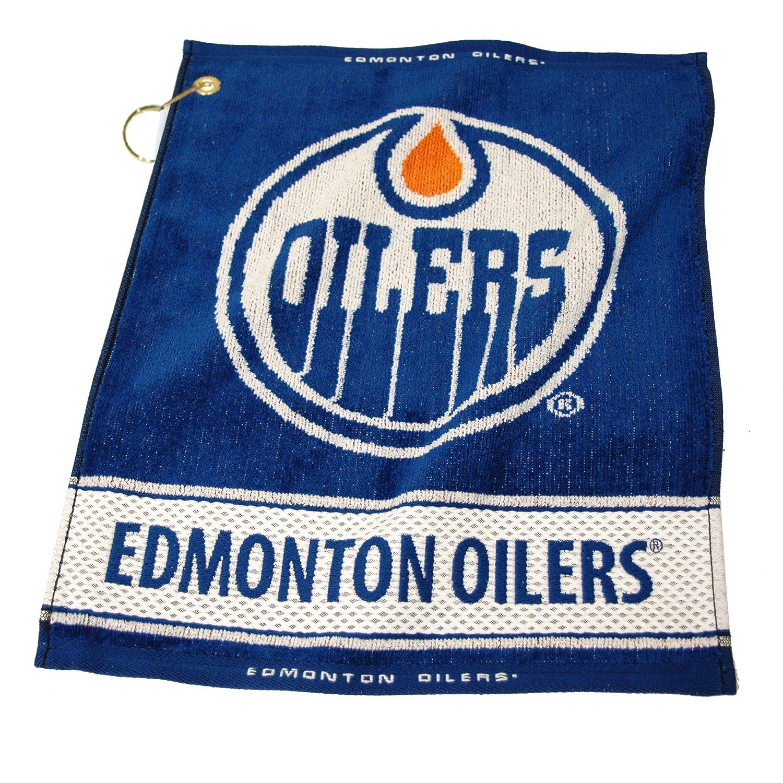 Edmonton Oilers織ゴルフタオル   B00A2XDK34