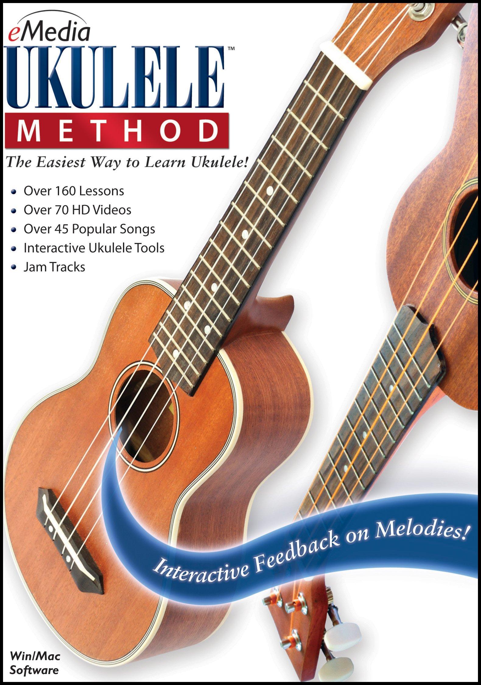 eMedia Ukulele Method [PC Download]