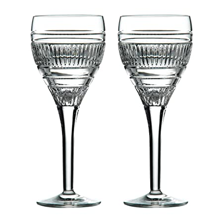 882bc7bcbc1e Royal Doulton 40034044 Radial Large Wine 250ml, Lead Crystal, 250  milliliters, Clear: Amazon.co.uk: Kitchen & Home